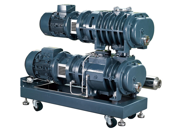 干式真空泵所体现出的应用水平